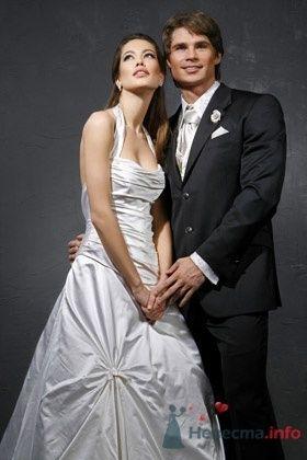 Свадебное платье Vera Wang - фото 30473 Плюмаж - бутик выходного платья и костюма