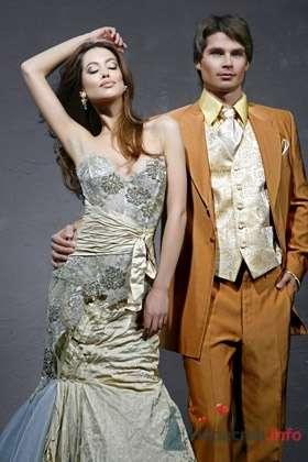Свадебное платье Stelateodorou - фото 30485 Плюмаж - бутик выходного платья и костюма