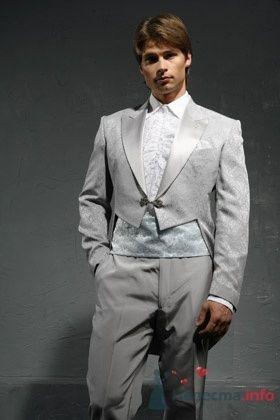 Мужской выходной костюм Ottavio Nuccio - фото 30491 Плюмаж - бутик выходного платья и костюма