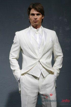 Мужской выходной костюм Ottavio Nuccio - фото 30500 Плюмаж - бутик выходного платья и костюма
