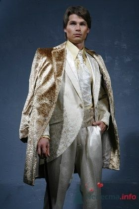 Мужской выходной костюм Ottavio Nuccio