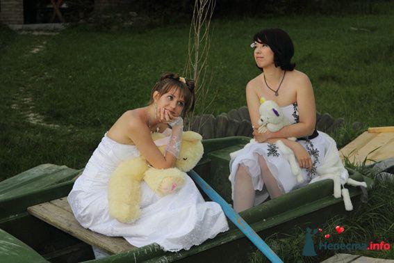 Грести некому, вот и сидим.. фото А.Абрашин - фото 113273 Alliene