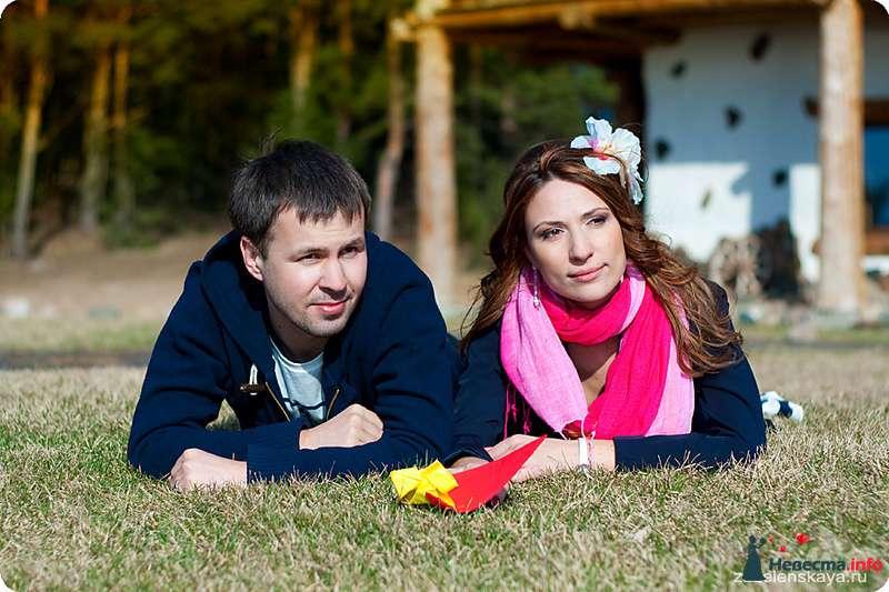 Фото 94307 в коллекции Love-Story - Ася и Тимур (26.04.10) - Фотограф Оксана Зазеленская