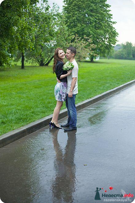 Фото 98985 в коллекции Love-Story - Татьяна и Иван - Фотограф Оксана Зазеленская