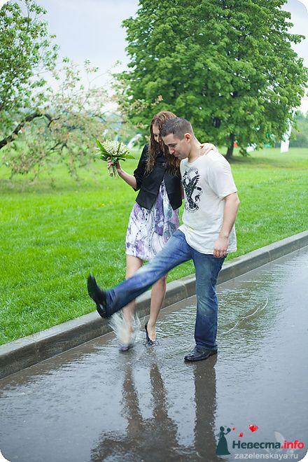 Фото 98988 в коллекции Love-Story - Татьяна и Иван - Фотограф Оксана Зазеленская