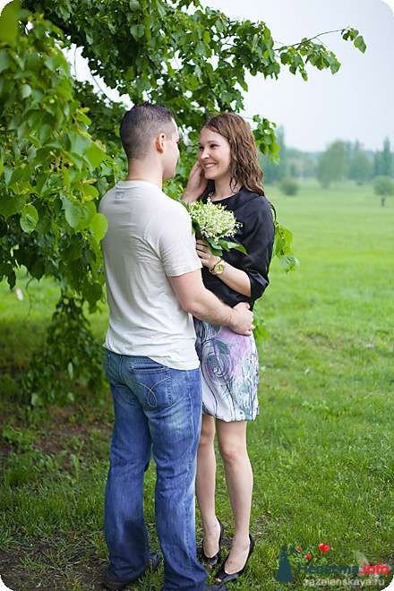 Фото 98992 в коллекции Love-Story - Татьяна и Иван - Фотограф Оксана Зазеленская