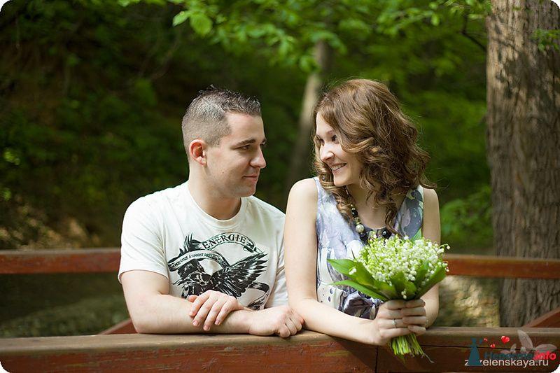 Фото 99014 в коллекции Love-Story - Татьяна и Иван - Фотограф Оксана Зазеленская