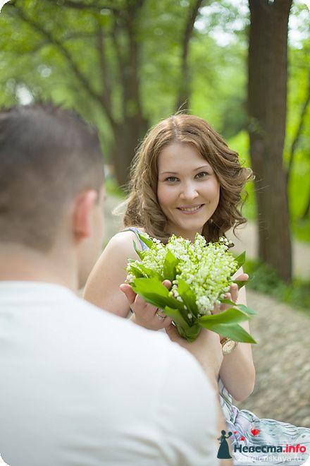 Фото 99020 в коллекции Love-Story - Татьяна и Иван - Фотограф Оксана Зазеленская