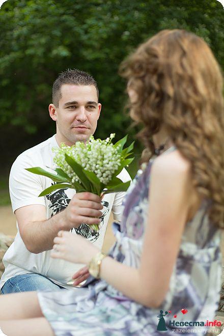 Фото 99022 в коллекции Love-Story - Татьяна и Иван - Фотограф Оксана Зазеленская