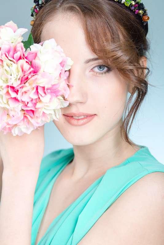 Бьюти дей в Look Pro, прическа и макияж - фото 2543575 Стилист Наталья Мастюгина