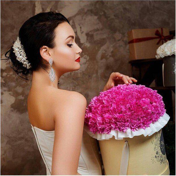 Фото 8218152 в коллекции Портфолио - Свадебный визажист-стилист Елена Ладейщикова