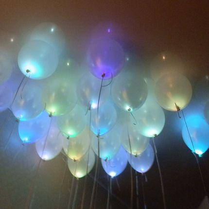 Оформление воздушными шарами, 1 шт.