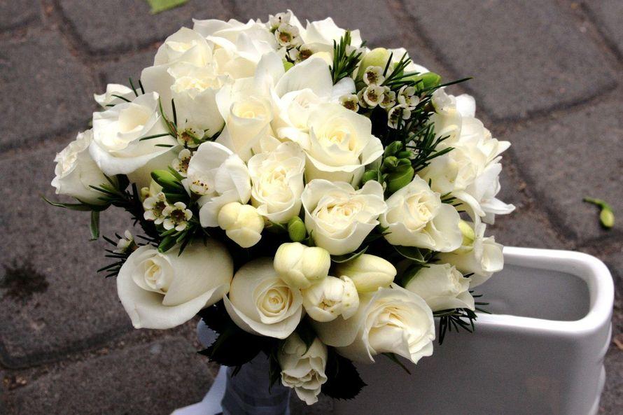 Цветов, дешевые свадебные букеты воронеж