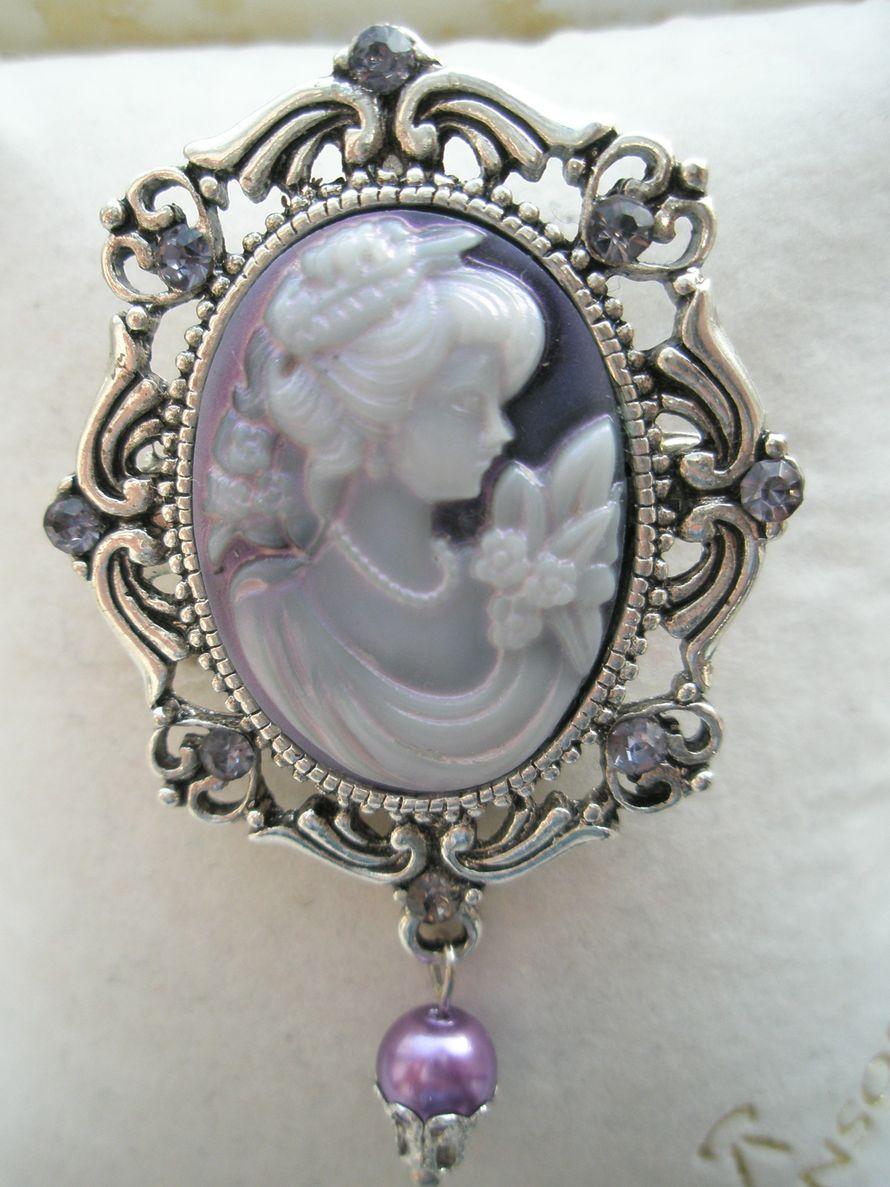Фото 6719408 в коллекции Портфолио - Камеи для свадебных букетов от Елены Мироненко