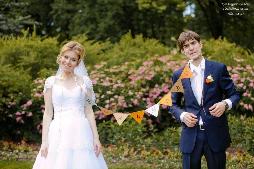 """Фото 5947506 в коллекции Наши прекрасные Невесты - Свадебный салон """"Камилла"""""""