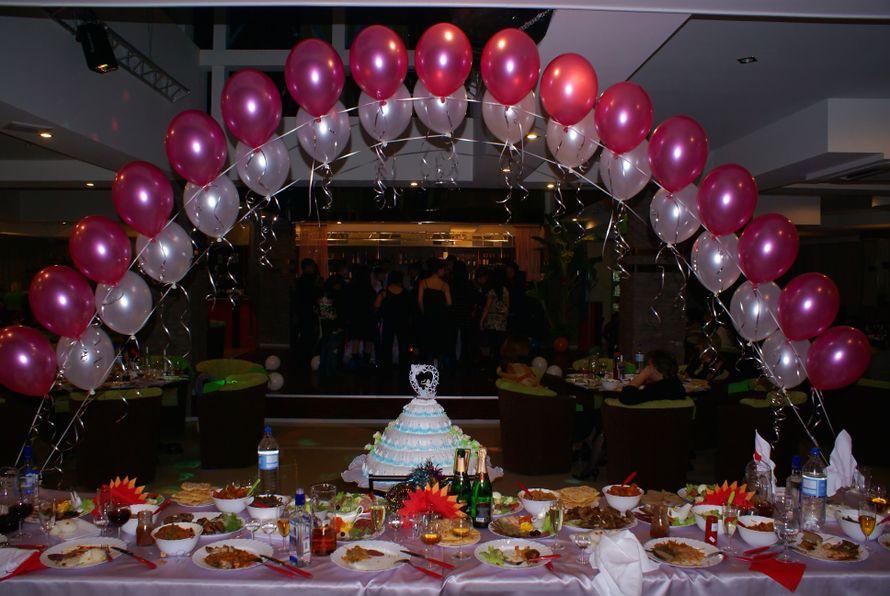 Фото 5926668 в коллекции Оформление зала  - Свадебное агентство Марии Бережневой