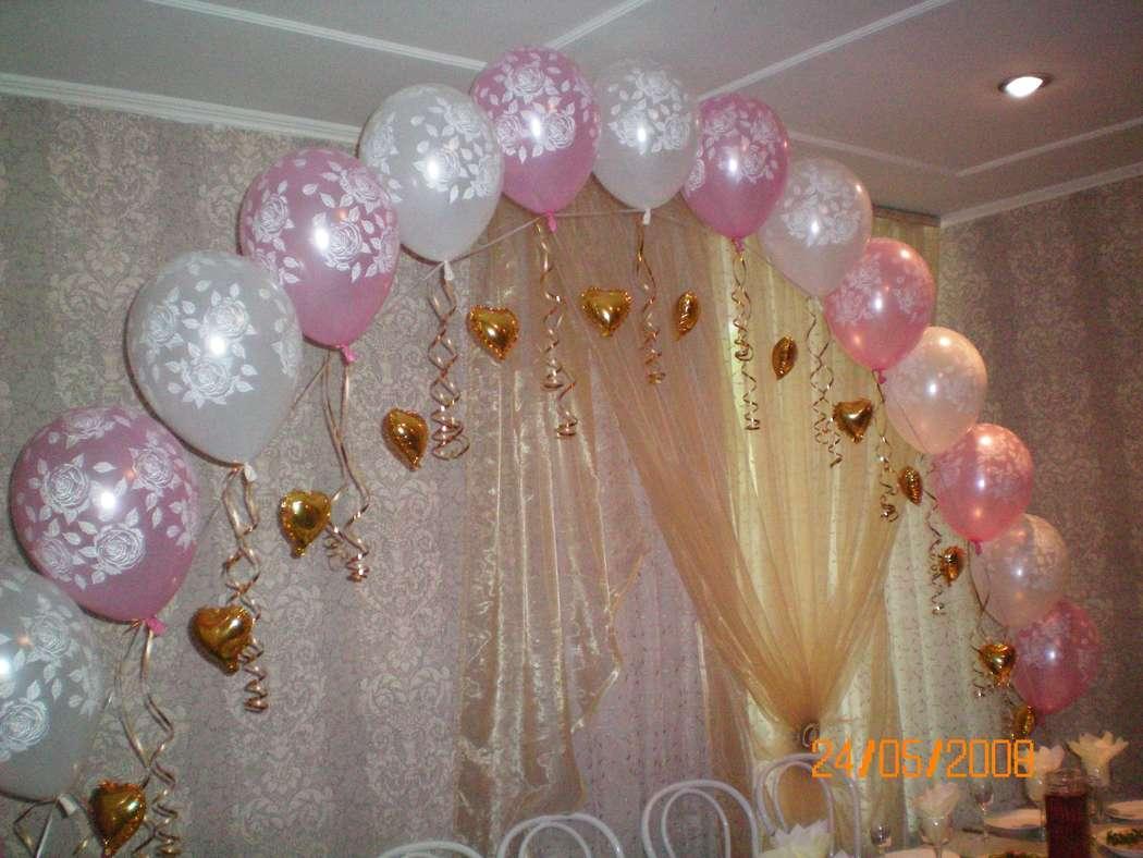 Фото 5926704 в коллекции Оформление зала  - Свадебное агентство Марии Бережневой