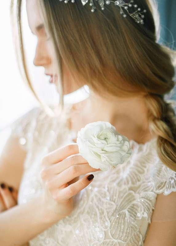 Свадебное платье Estel - фото 16541142 Будуарный салон Boudoir-Wedding