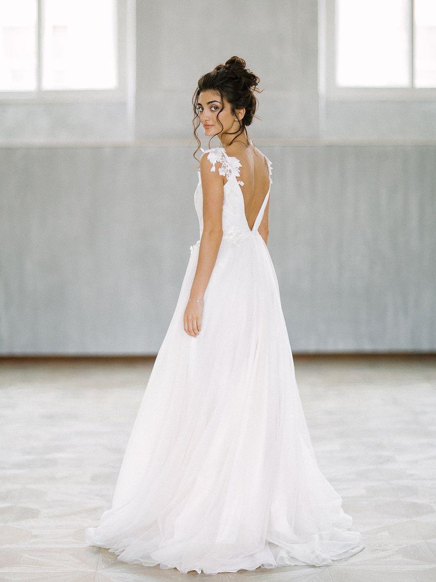 Свадебное платье Поэзия - фото 16541200 Будуарный салон Boudoir-Wedding
