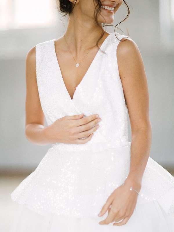 Свадебное платье Балетта - фото 16541220 Будуарный салон Boudoir-Wedding