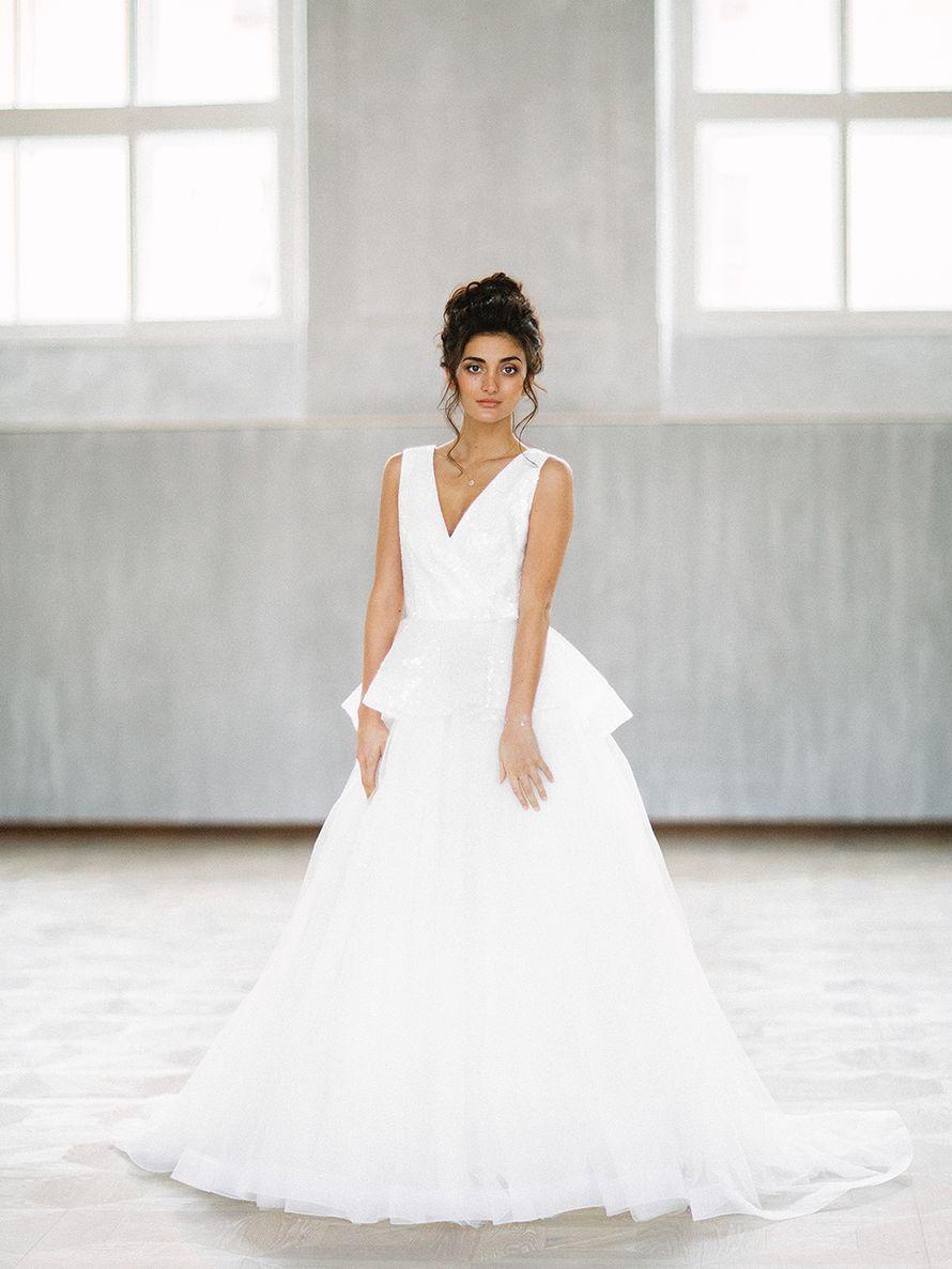 Свадебное платье Балетта - фото 16541222 Будуарный салон Boudoir-Wedding