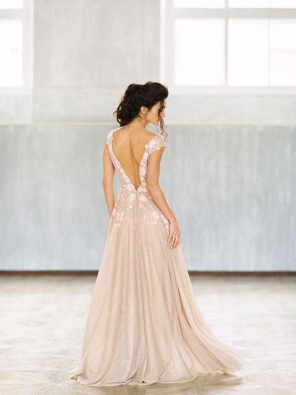 Платье Sonet - фото 16541328 Будуарный салон Boudoir-Wedding