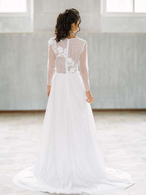 Свадебное платье Опера - фото 16541398 Будуарный салон Boudoir-Wedding