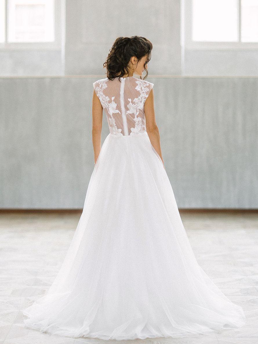 Свадебное платье Симфония - фото 16541406 Будуарный салон Boudoir-Wedding