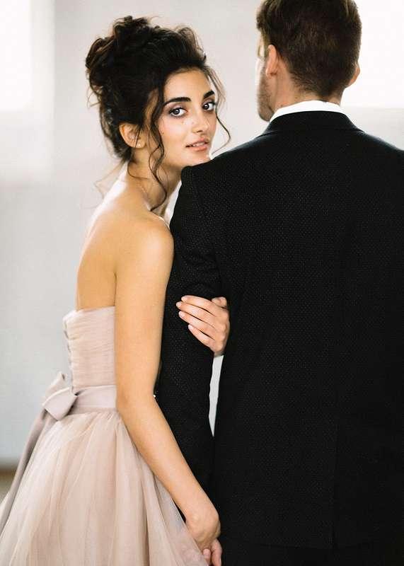 Свадебное платье Мелодия - фото 16541450 Будуарный салон Boudoir-Wedding