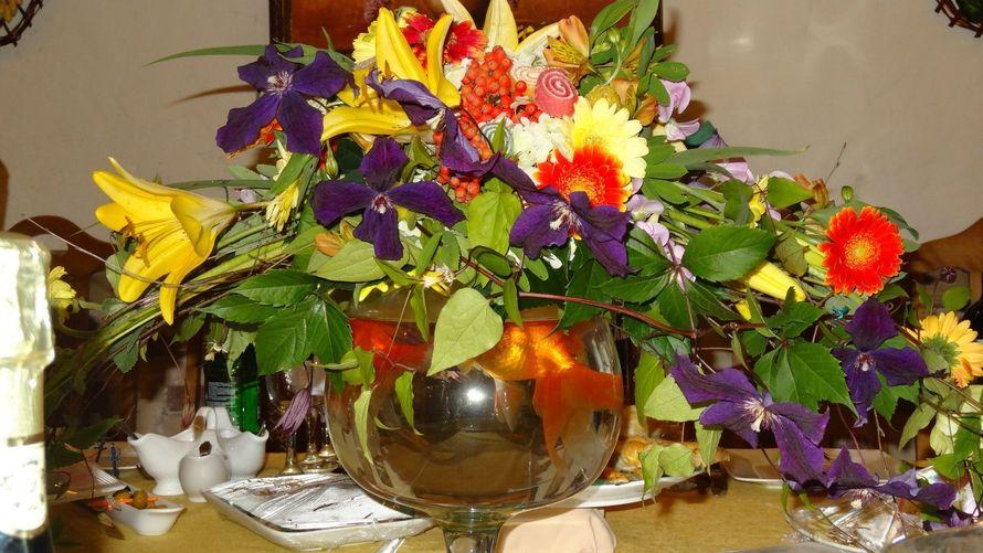 Фото 10105532 в коллекции день рождения, юбилей - Флористика и декор FloriJi