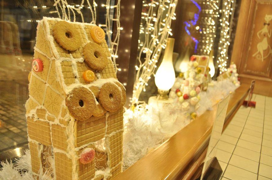 Новый год в ДОННЕ КЛАРЕ - фото 10105554 Флористика и декор FloriJi