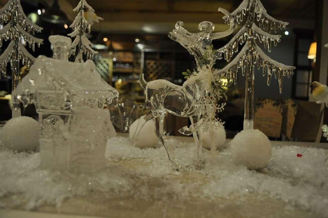 Новый год в ВЕРАНДЕ - фото 10105562 Флористика и декор FloriJi