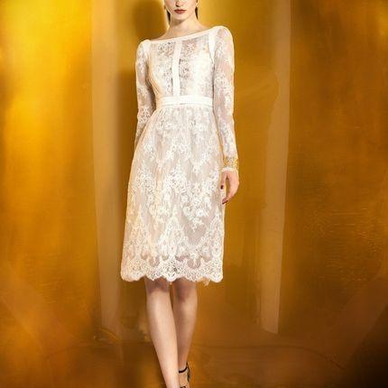 Вечернее платье - модель 907