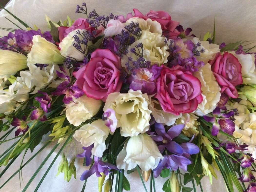 Фото 9526372 в коллекции Свадебная флористика - Флористическая компания  Флора43