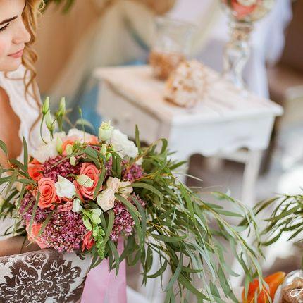 Cвадебная флористика и декор