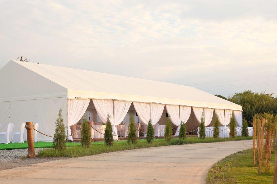 Фото 7467264 в коллекции Портфолио - Аренда шатра от Ателье идеальных свадеб
