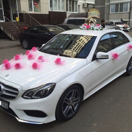 Прокат авто Mercedes Е-класса, цена за 1 час