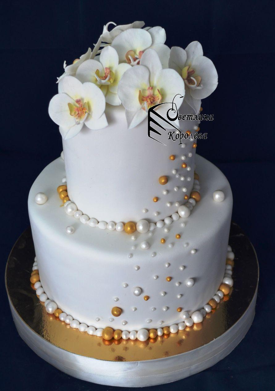 Свадебный торт в королёве