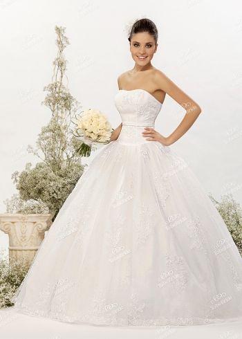 Фото 741757 в коллекции Свадебные платья - Первый свадебный салон в Белореченске