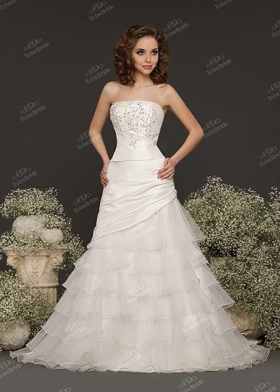 Фото 741761 в коллекции Свадебные платья - Первый свадебный салон в Белореченске