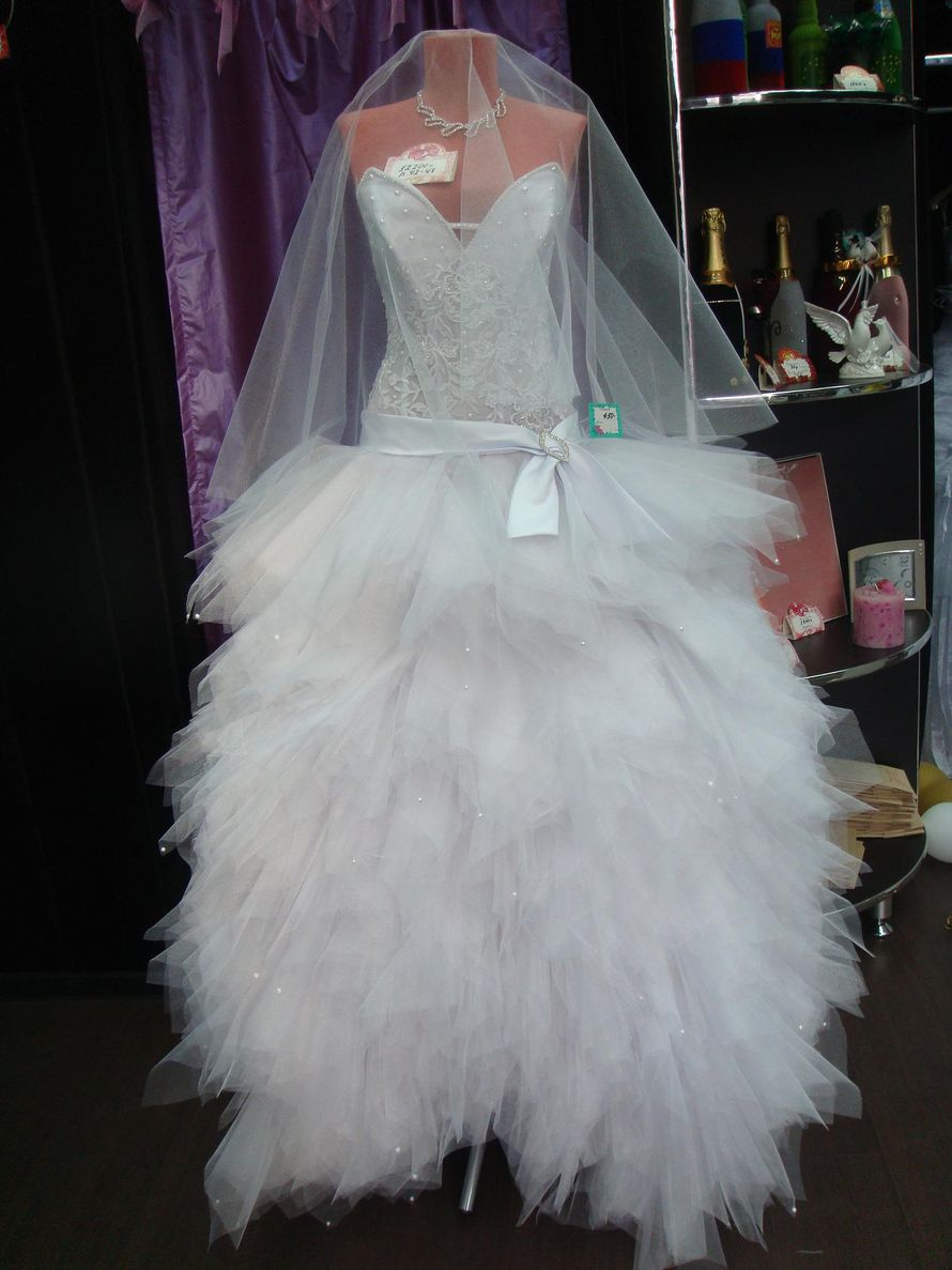 Фото 741777 в коллекции Свадебные платья - Первый свадебный салон в Белореченске