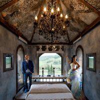 Свадьба на частной вилле в Тоскане