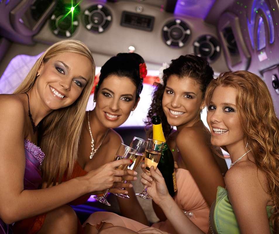 лимузин на девичник - фото 8700456 Аренда и прокат лимузинов от Лимо - Альянс