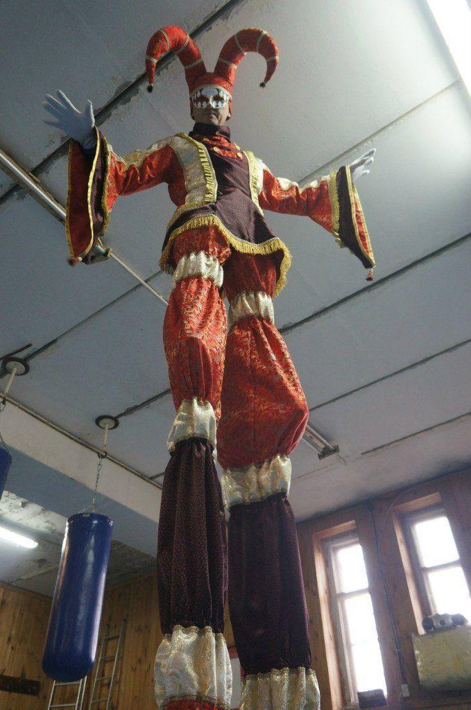 Фото 6060103 в коллекции ХОДУЛИСТЫ (костюмы) - Творческий коллектив Огни большого города