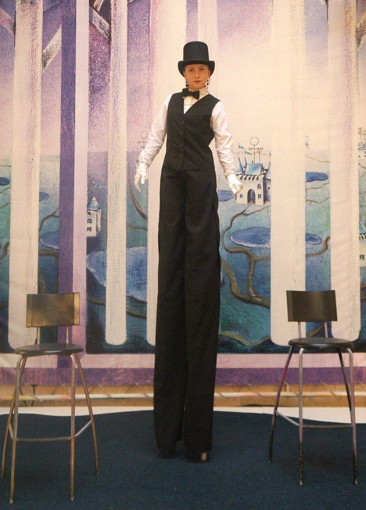 Фото 6060115 в коллекции ХОДУЛИСТЫ (костюмы) - Творческий коллектив Огни большого города