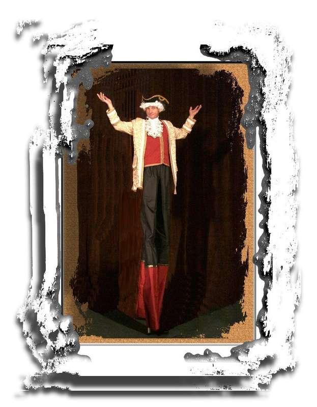 Фото 6060121 в коллекции ХОДУЛИСТЫ (костюмы) - Творческий коллектив Огни большого города