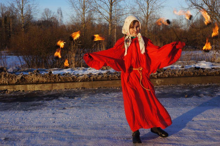 Фото 6060237 в коллекции Огненное (фаер) шоу - Творческий коллектив Огни большого города