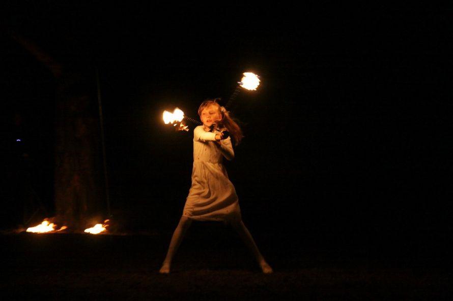 Фото 6060399 в коллекции Огненное (фаер) шоу - Творческий коллектив Огни большого города