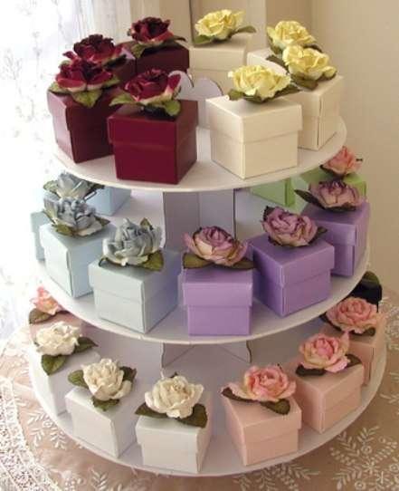 #бонбоньерки #Самара #оформлениесвадьбы #wedding #красиваясамара #декор - фото 11118962 Fleur-de-lis цветочная мастерская