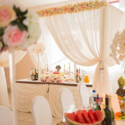 Оформление свадьбы под ключ